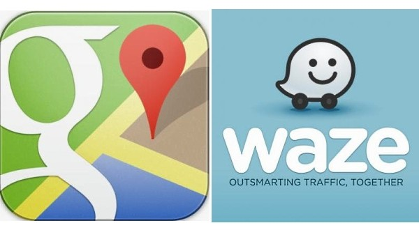 Google Maps Vs. Waze